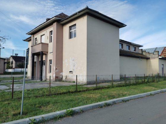 Casa de Cultura din Piatra Olt, reabilitata din temelii.